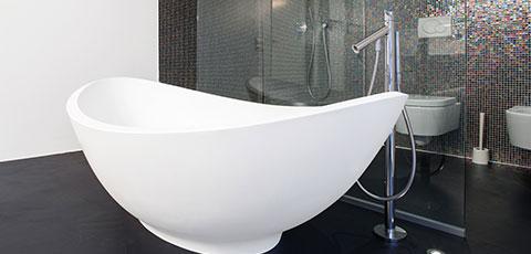 Delightful Modern Bathtub   Bathtub Reglazing In Lowell, MA