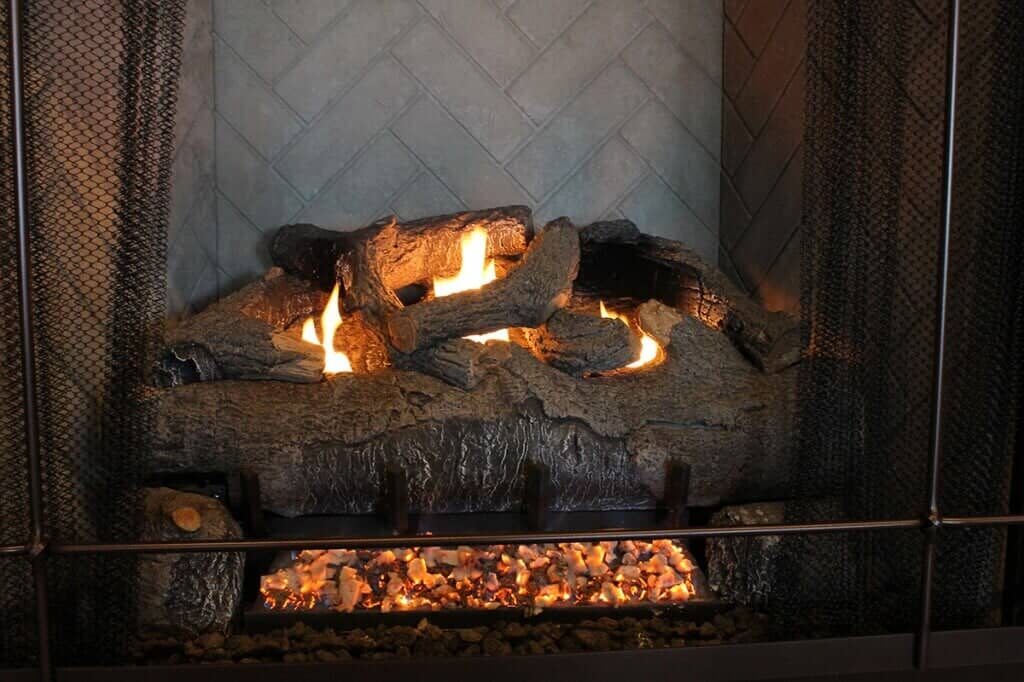 your cache free super by logs for mountain white fireplace sassafras hearth collection vent gas