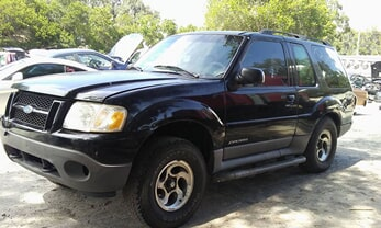 Black SUV   Used Cars For Sale In New Port Richey, FL