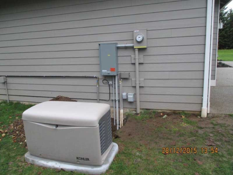 Emergency Backup Generators in Snohomish, WA - Seltec Electric Services