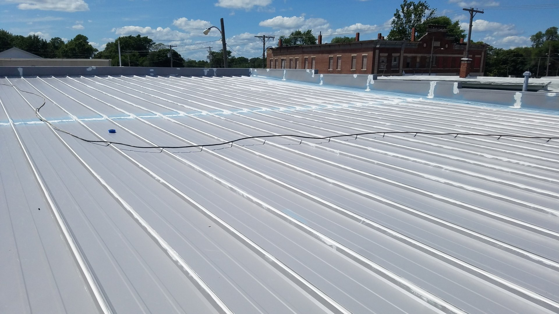 Commercial Metal Roofing Coating In Decatur Il