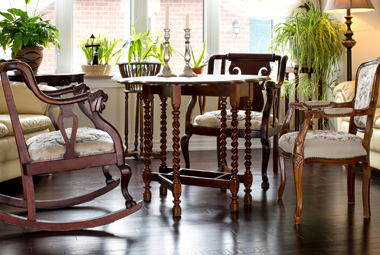 Tea Table   Furniture Auctions In Des Moines, IA