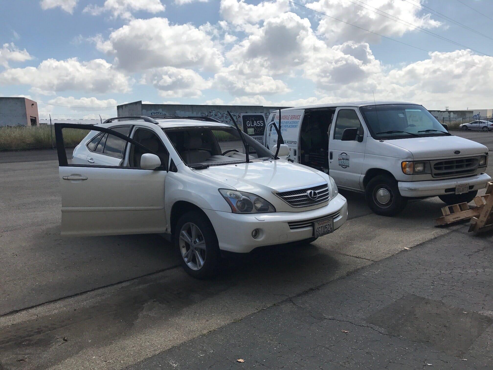 Mobile Auto Glass Repair Pleasanton Ca Tri Valley Quintero