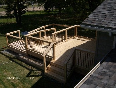 Decks And Siding Twin Cities Mn Rick S Roofing And Siding