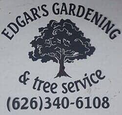131 - Edgar's Gardening And Tree Service