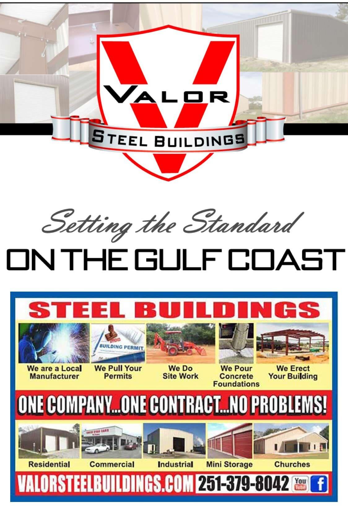 Steel Buildings Daphne Al Valor Steel Buildings