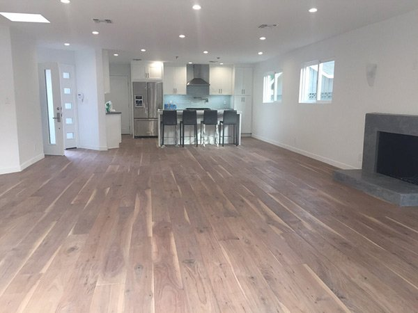 4 Options For Changing The Color Of Your Hardwood Floors