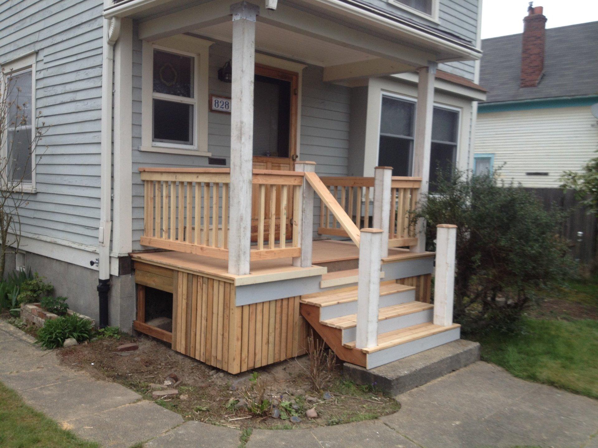 Repair And Construction Tacoma Wa All Painting Llc