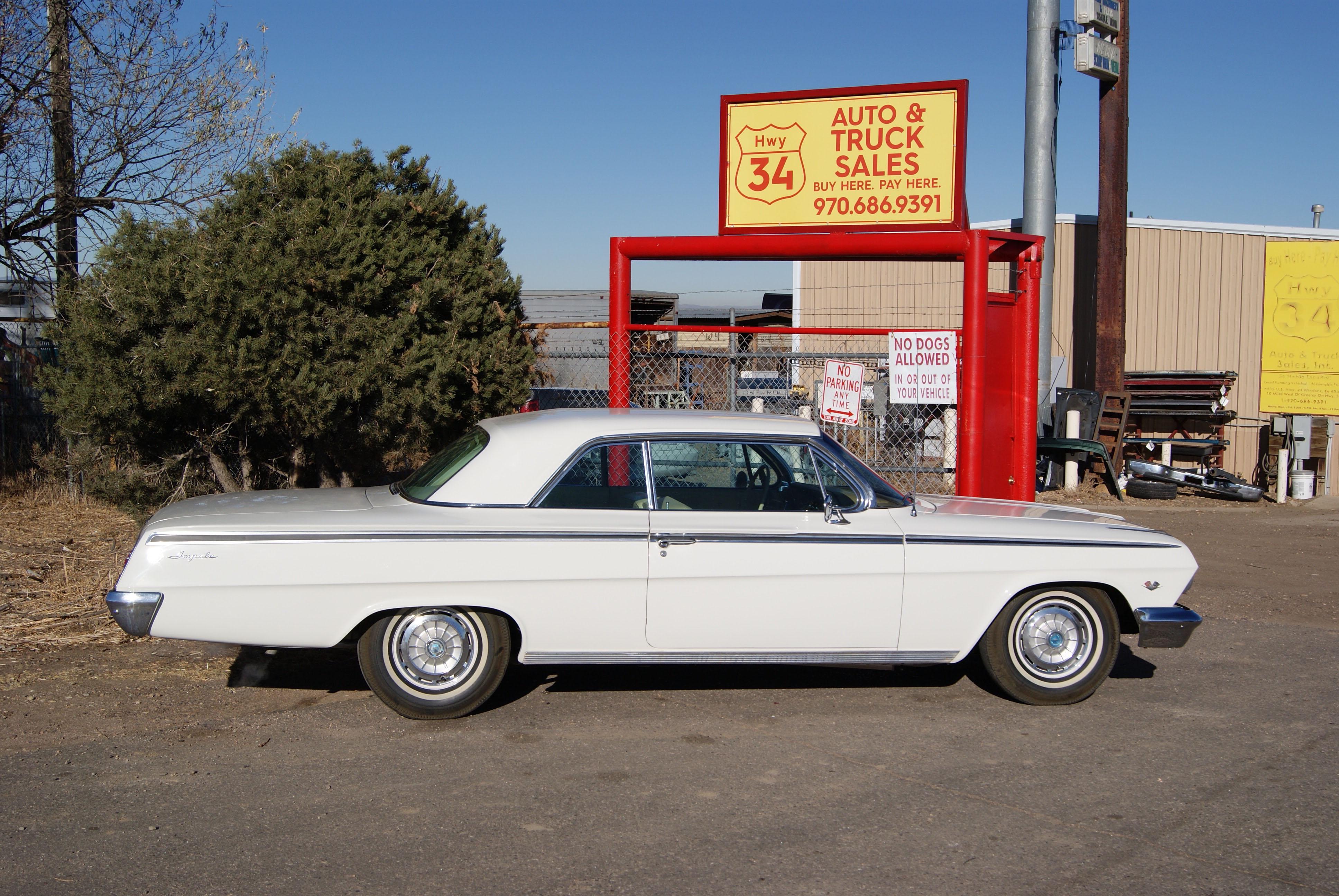 Restored Vehicles - Windsor, CO - Martin Supply Inc: Highway 34 Auto ...
