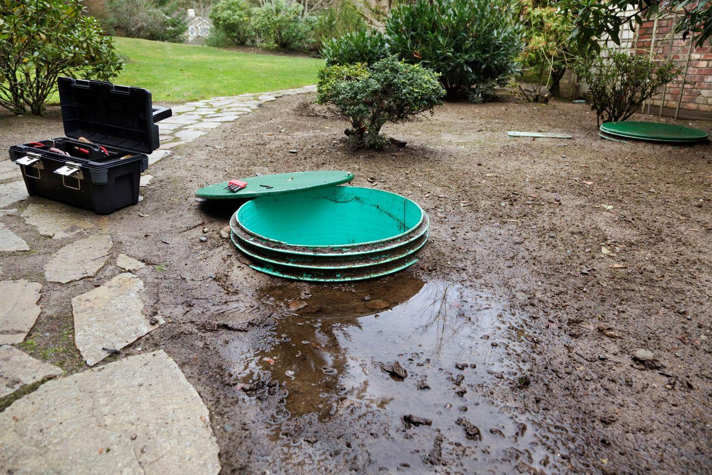 Sewer Line Repair Charlotte