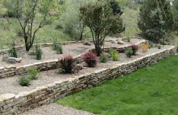 Landscape Company Colorado Springs Co Hines Landscaping Inc
