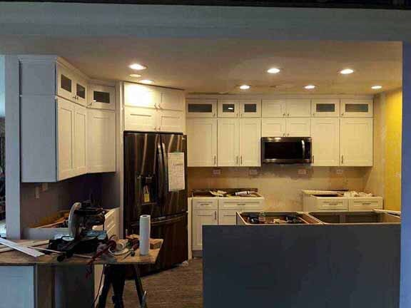 Genial Kitchen Cabinets U2014 Flooring And Cabinets In Lindenhurst, IL