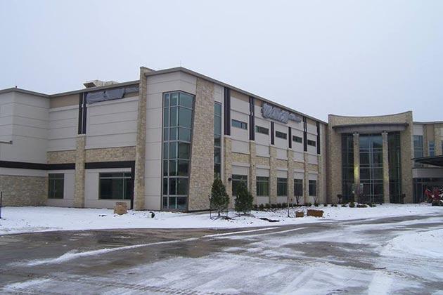 Glass Contractor Des Moines Ia Clark Glass Inc