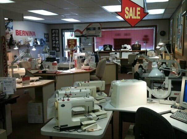 Sewing Machines| South Portland, ME | South Portland Sewing ...
