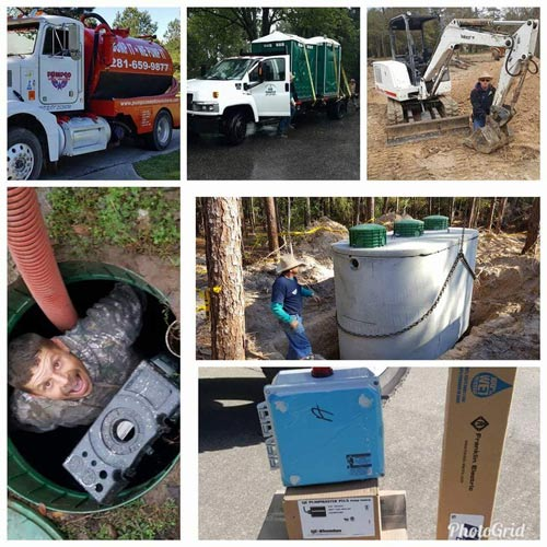 Residential Septic Services | Cleveland, Tx | Pumpco Septic Solutions