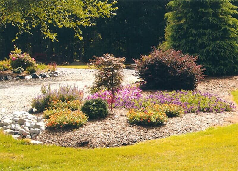 Outside Landscaping Services - Tree Transplanting & Planting in Virginia  Beach, ... - Mulch Virginia Beach, VA Deer Ridge Landscaping
