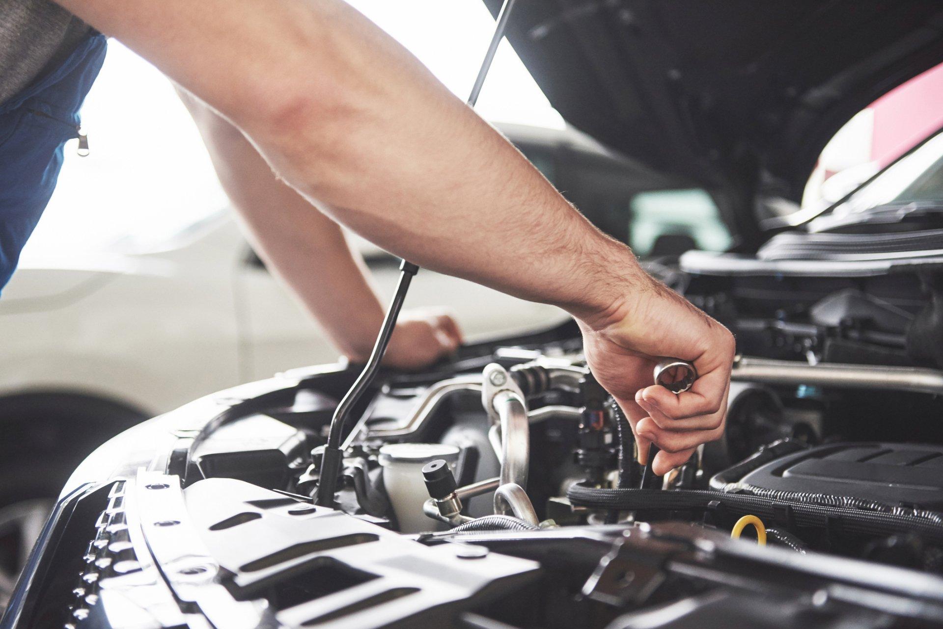 Auto Repair — Hood Checkup in Los Angeles, CA