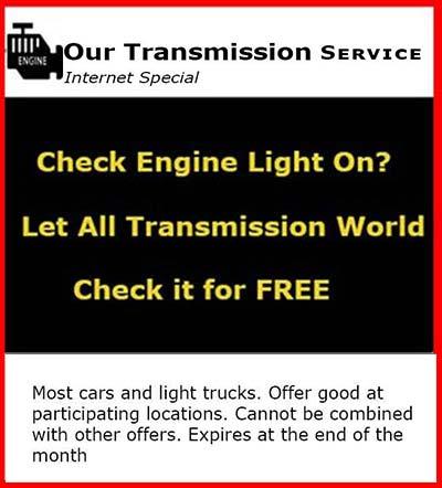 Affordable Transmission Repair Orlando All Transmission World
