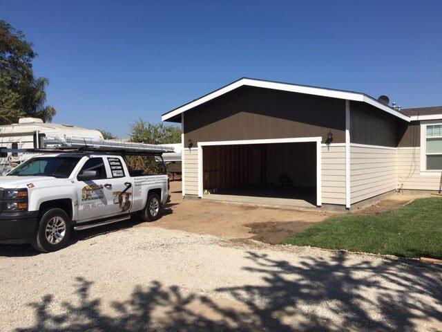 Residential Commercial Garage Door Service Modesto Ca