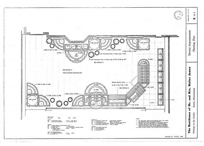 Landscape architecture burlington ma prato associates inc landscape blueprint 6 landscape architecture in burlington ma malvernweather Images