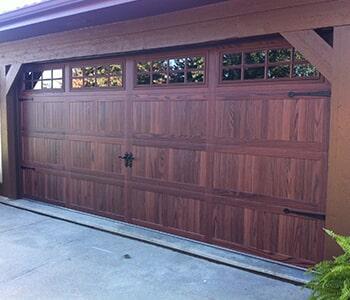 Big House With Two Garage Doors U2014 Door In Mokena, IL