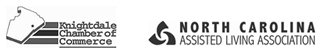 Retirement  North Carolina Assisted Living Association Logo in Raleigh, NC