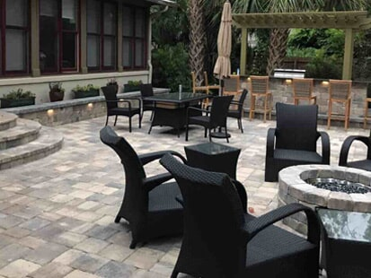 From Paver Driveways To Pergolas, And To Patio Furniture, Oasis Outdoors  Has You Covered!