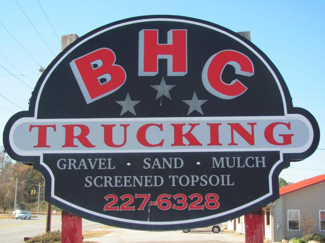 trucks_001 - Welcome To BHC Trucking, Providing Commercial And Residential Dump