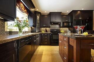 Kitchen Counters - Jamestown, NY - HCH Interiors on