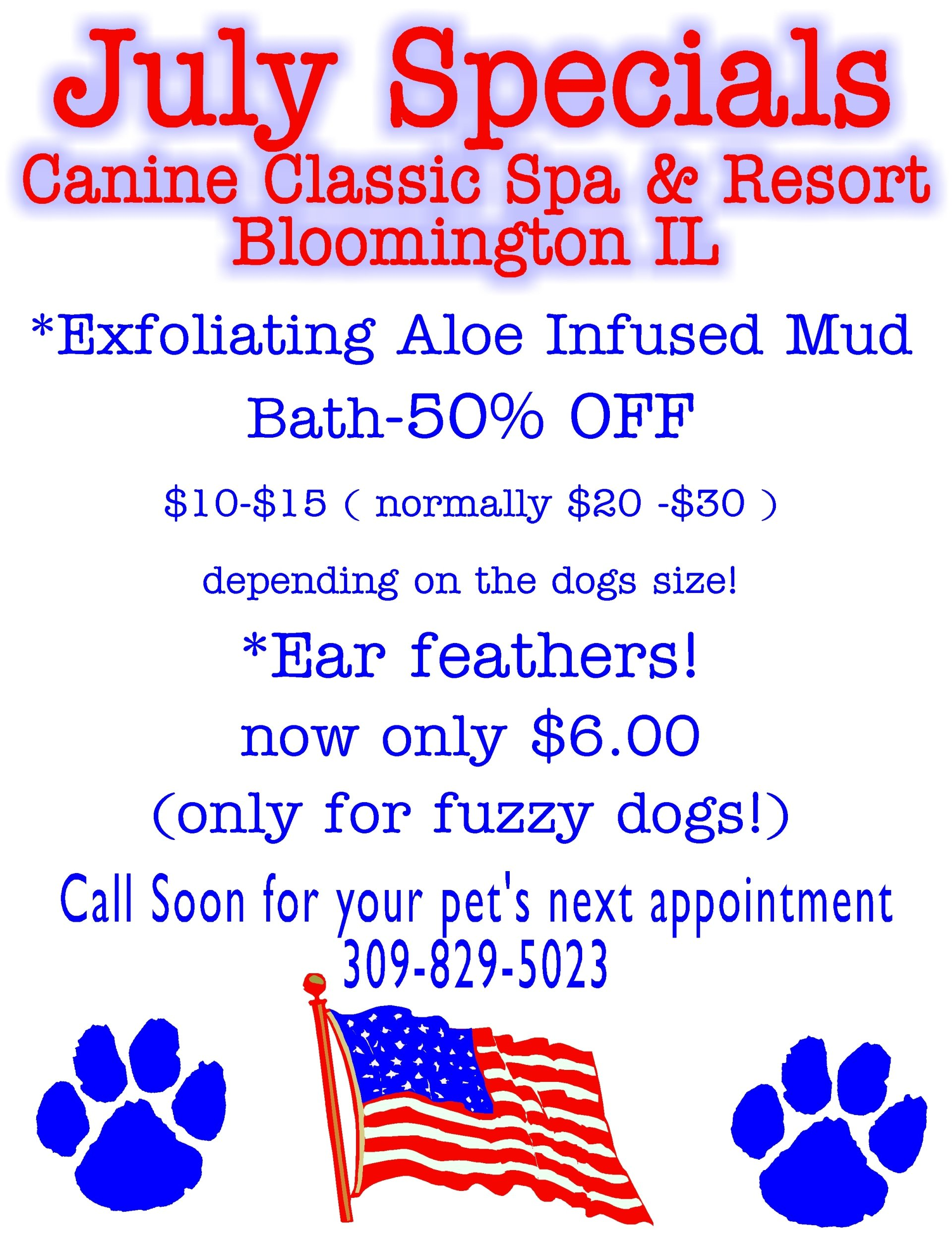 Pet Grooming Salon N Day Spa Bloomington Il Canine Classics