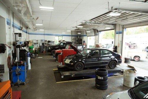Body Shop - Poughkeepsie, NY - Stofa's Auto Repair & Collision