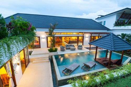 Design Trend Swimming Pools With Sunken Patios