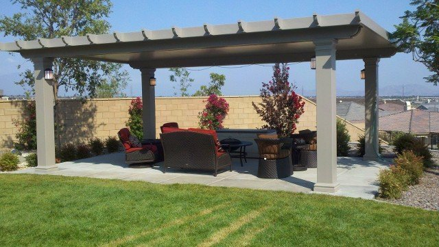 Premium Patio Covers   CA/ Elitewood Patio Installation La Verne, CA