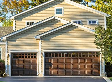 Garage Door Brown   Garage Door In Mountain Home, ID