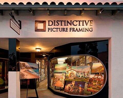Custom Framing in Santa Barbara CA   Distinctive Framing and Art - home