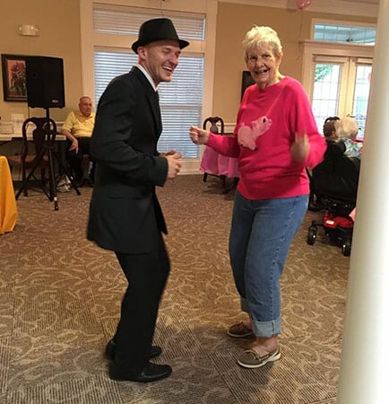 Rehabilitation Therapy — Dancing Parters in Mckinney, TX