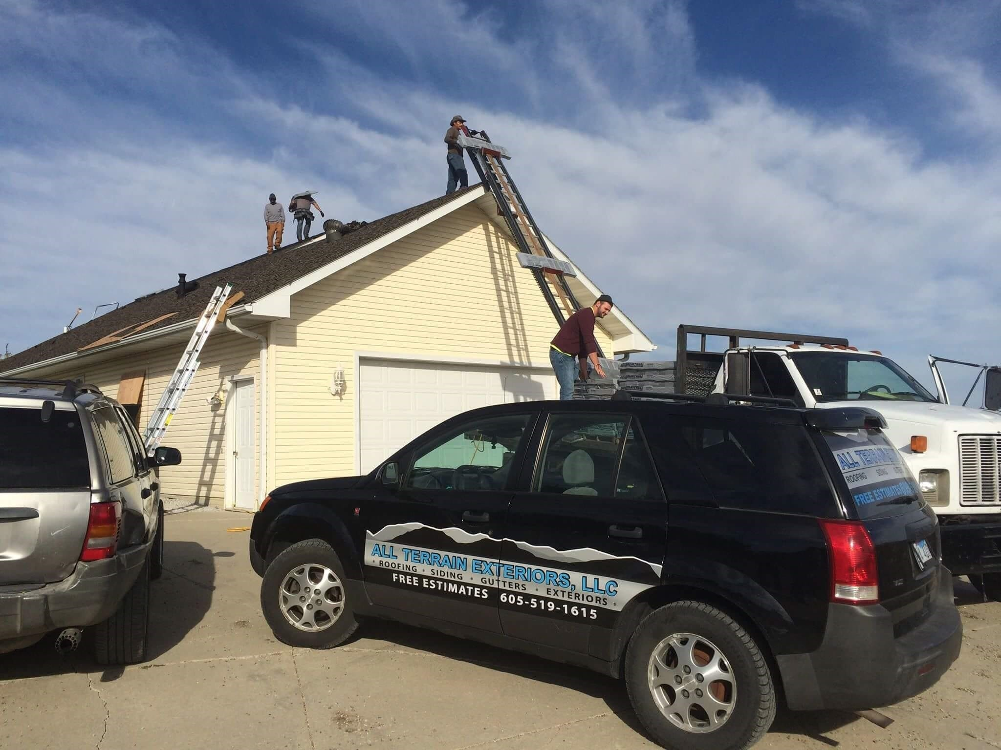 About Us Roofing Contracexterior Home Improvements