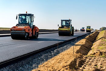 New Road Construction — Surface Grinding in Union, SC