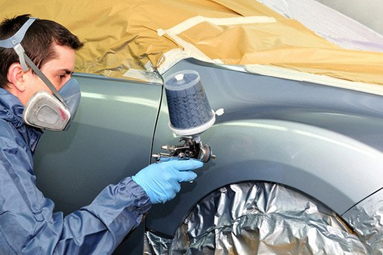 Paint A Car — Painting Services in Denton, TX