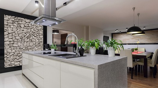 Smoky Pearl Kitchen U2014 Countertops In Lake Zurich, IL