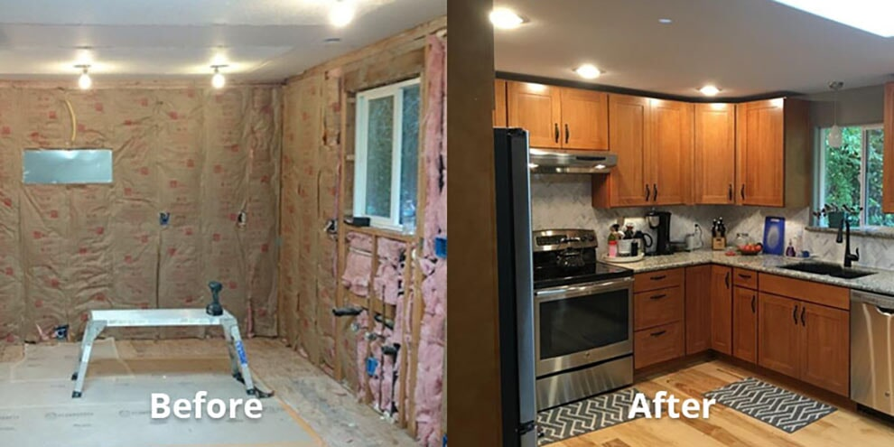 Kitchen Remodel   Remodeling Contractor In Lacey, WA