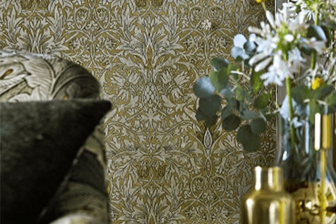 Wall Decorating — Flower Wallpaper And Upholstery in Wauwatosa, WI