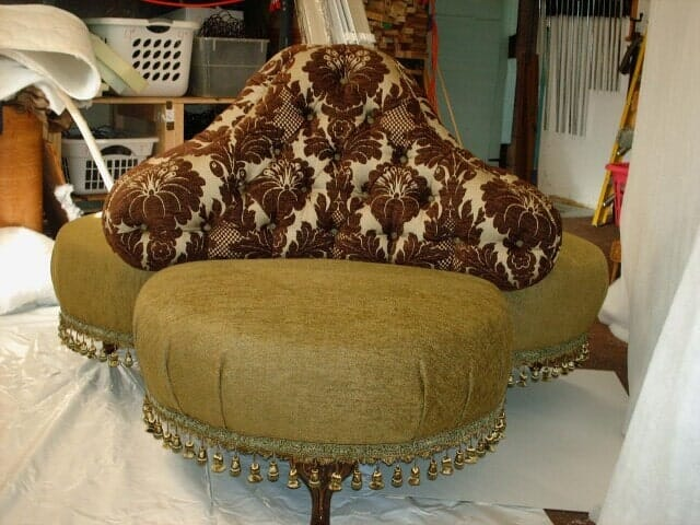 Delightful Antique Sofa U2014 Upholstery In Danvers, MA