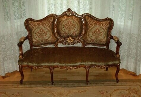 Attractive Antique Chair U2014 Furniture Upholsterers In Danvers, MA