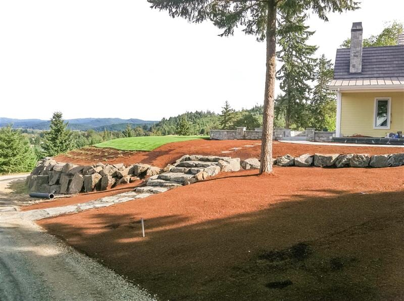 Awesome Residential Site U2014 Excavation In Lane County, OR