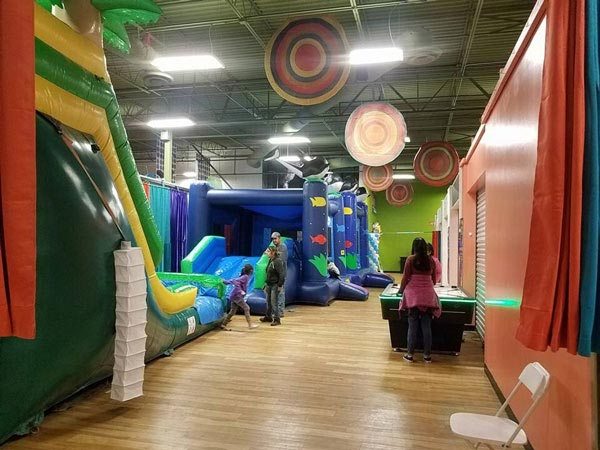 Party Space San Antonio Tx Affordable Inflatable