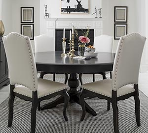 Marvelous Black Table   Furniture Store In Perth Amboy, NJ
