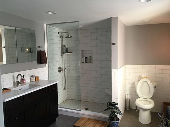 Deck Contractors Philadelphia PA Family Friends Builders LLC - Bathroom remodeling philadelphia