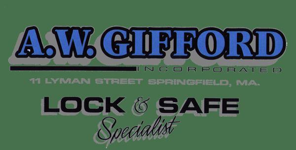 Full Service Locksmith | Springfield, MA | A W  Gifford Inc