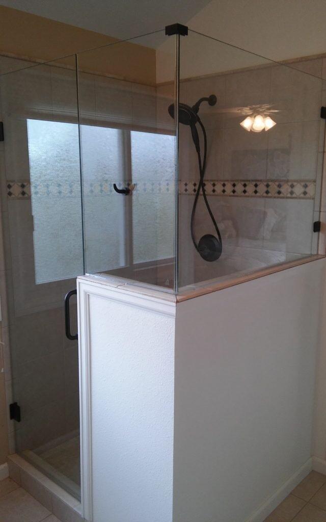 Shower Door Installation Littleton Co Highlands Ranch